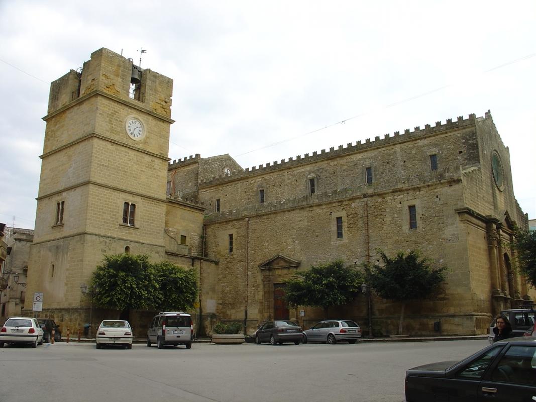 chiesa madre castelvetrano