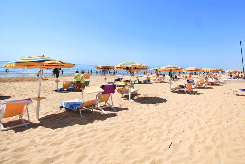 spiaggia triscina