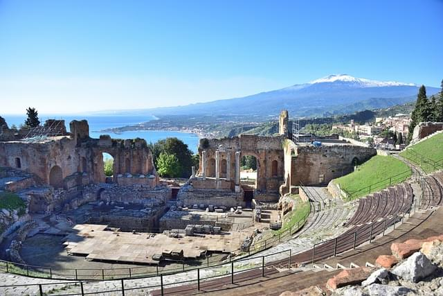 teatro taormina messina