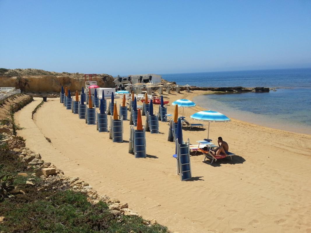 torretta granitola spiaggia